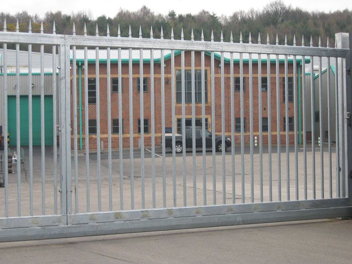 Commercial Gates Electric Security Gates Hull East
