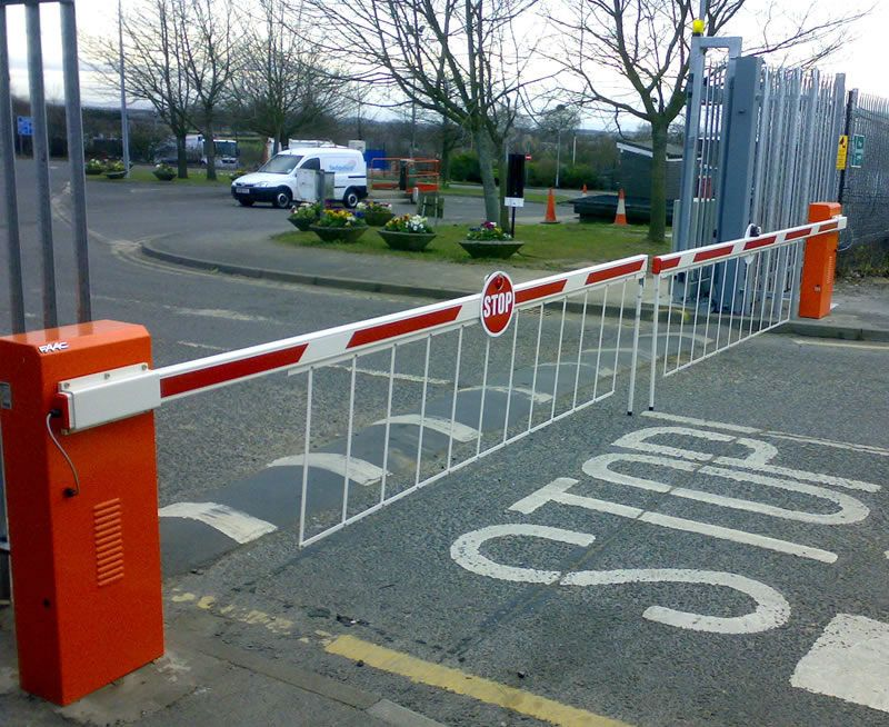Barriers bollards electric security gates hull east
