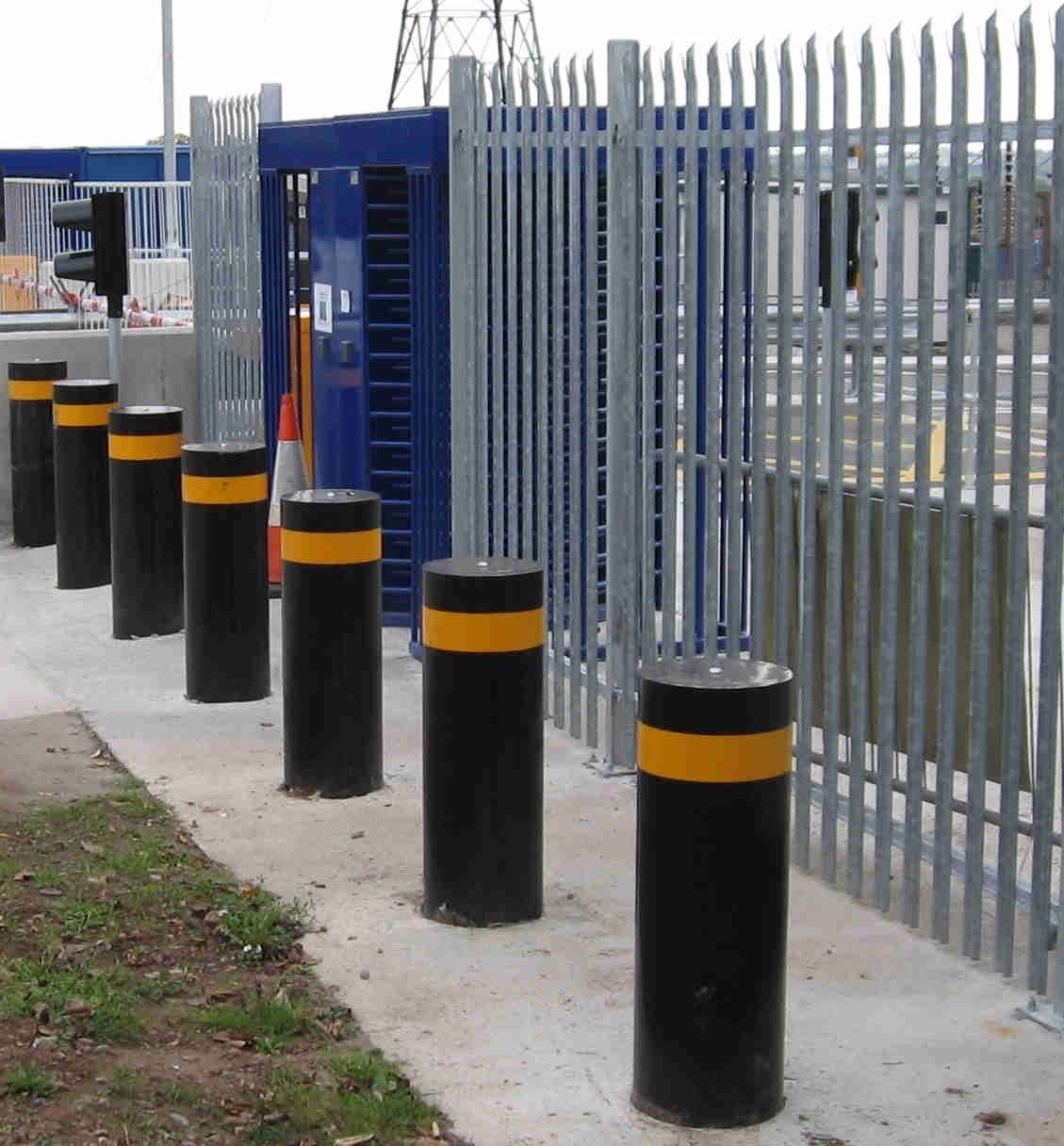 Barriers and Bollards