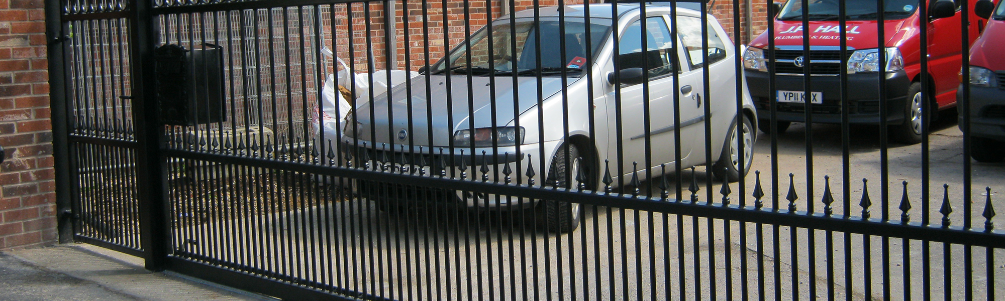 Electric And Automatic Security Gates In Yorkshire